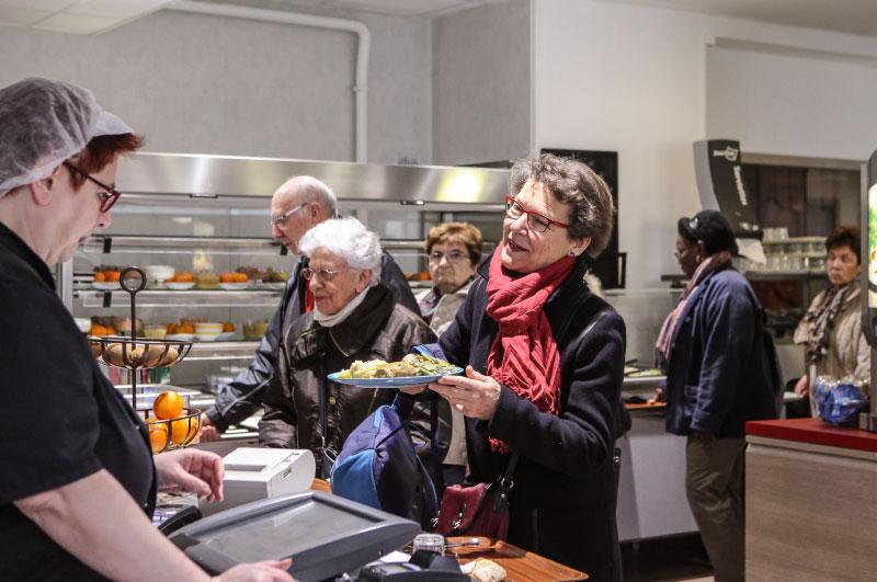 Manger au Hameau St Michel à Tours (37)
